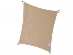 Nesling - Coolfit - voile d'ombrage - rectangulaire 3x5 m - blanc cassé