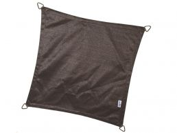 Nesling - Coolfit - voile d'ombrage - carrée 5x5 m - anthracite