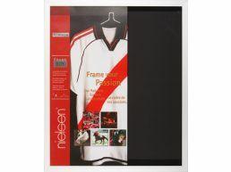 Nielsen - Frame Box cadre pour t-shirt de collection - 70 x 90 cm - gris argenté