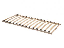 Sommier à lattes - Flex Basic - 90 x 190 cm - bois d'hêtre