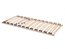 Sommier à lattes - Flex Optima - 90 x 200 cm - bois d'hêtre