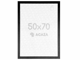 Cadre photo - MADISON - 50 x 70 cm - noir