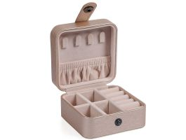 Petite boîte à bijoux - rose doré