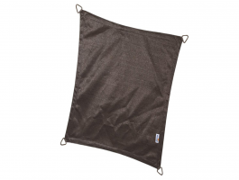 Nesling - Coolfit - voile d'ombrage - rectangulaire 3x5 m - anthracite