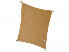 Nesling - Coolfit - voile d'ombrage - rectangulaire 3x5 m - sable