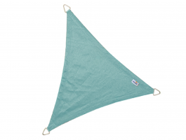 Nesling - Coolfit - voile d'ombrage - triangulaire 3,6x3,6x3,6 m - turquoise