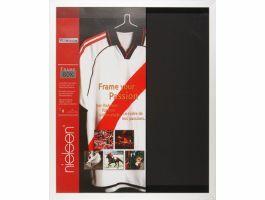 Nielsen - Frame Box cadre pour t-shirt de collection - 70 x 90 cm - argent